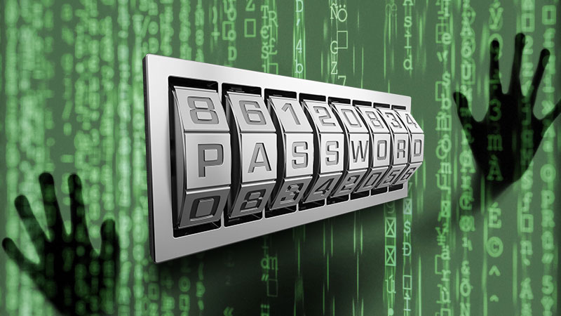 password protection for small business